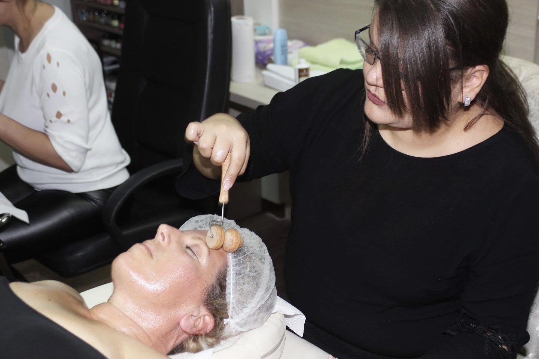 maderoterapija lica i dekoltea